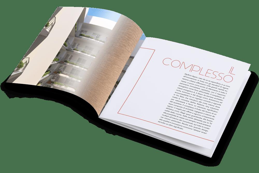 Brochure Opificio Appio
