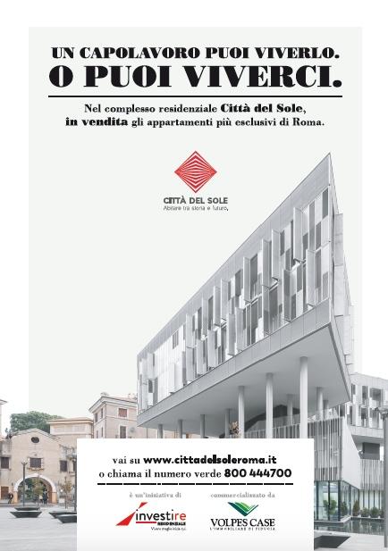 Campagna Città Del Sole residenziale verticale