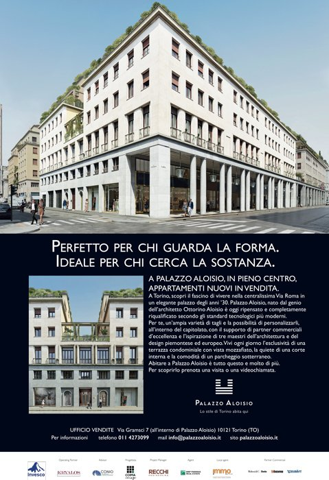 Campagna Stampa Palazzo Aloisio 1